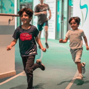 Yas Marina Vogue Fitness Kids 5