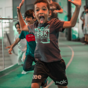 Yas Marina Vogue Fitness Kids 6