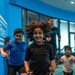 Yas Marina Vogue Fitness Kids 9