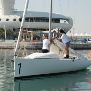 Yas Marina Abu Dhabi Sailing Academy 2