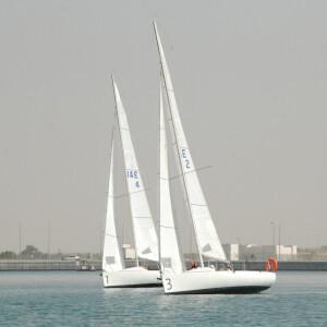 Yas Marina Abu Dhabi Sailing Academy 3