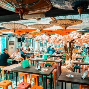 ياس مارينا مطعم مستر مياجيز  5
