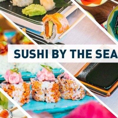 Sushi by the Sea