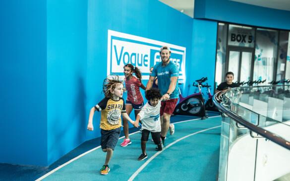 Vogue Fitness Kids Summer Camp