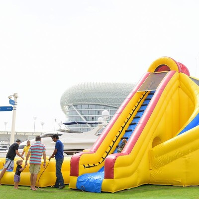 Splash @ Yas Marina - March 2015  الصور