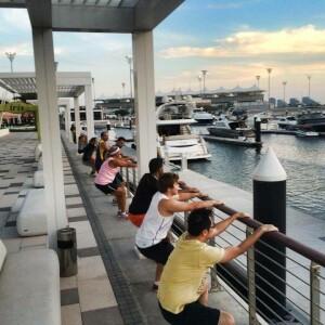 Yas Marina Yas Marina: The new fully integrated fitness and lifestyle destination 3