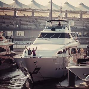 Yas Marina F1 and Winter Berthing  6